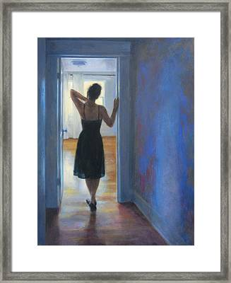 New Place Framed Print by Diana Moses Botkin