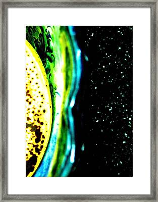 New Planet Framed Print
