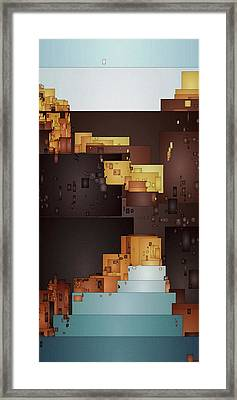New Pueblo 1 Framed Print