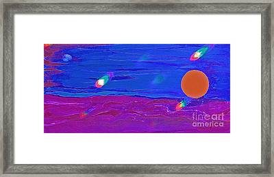 New Souls 2 Framed Print by First Star Art