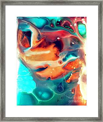 New Species Framed Print