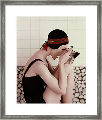 New View Framed Print by Richard Rutledge