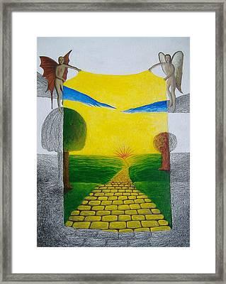 New Year 3 Framed Print by Steve  Hester