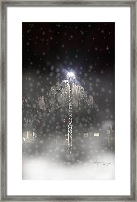 New Year's Eve Framed Print by Kume Bryant