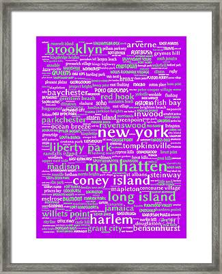 New York 20130709p60 Framed Print