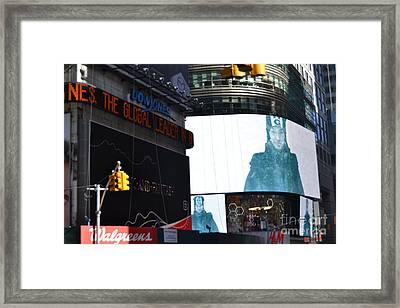 new York City III Framed Print