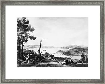 New York Fort Washington Framed Print