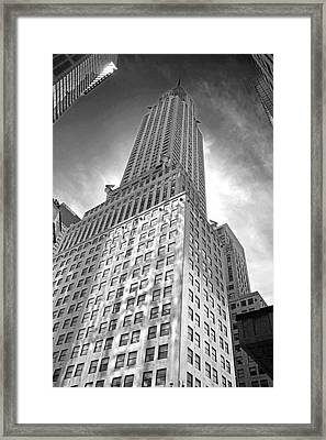 New York  New York Framed Print by Thomas Fouch