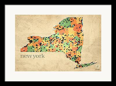 Long Island New York Framed Prints