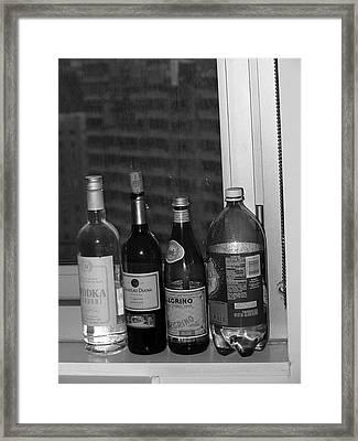 New York Street Photography 35 Framed Print