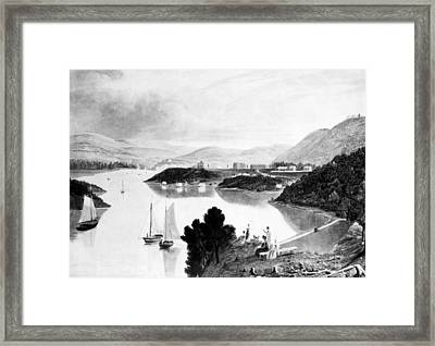 New York West Point, 1834 Framed Print by Granger