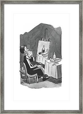 New Yorker August 2nd, 1941 Framed Print