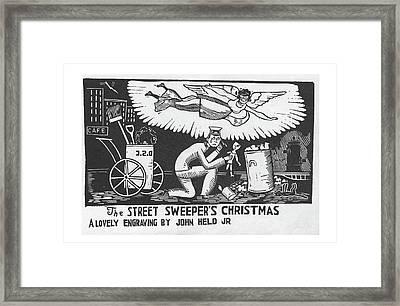 New Yorker December 12th, 1925 Framed Print by Jr., John Held