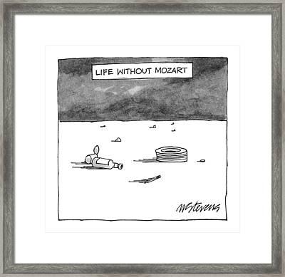 New Yorker December 17th, 1979 Framed Print