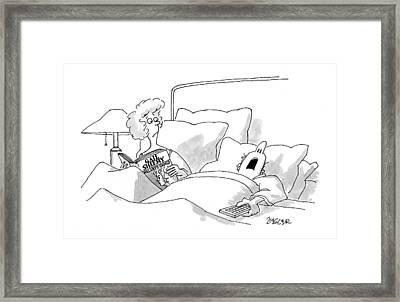 New Yorker December 27th, 1999 Framed Print