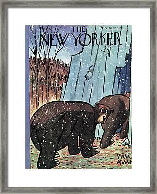 New Yorker December 6th, 1947 Framed Print