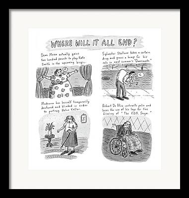 Has It All Framed Prints