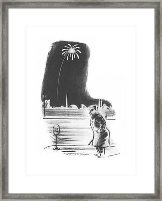 New Yorker February 3rd, 1940 Framed Print
