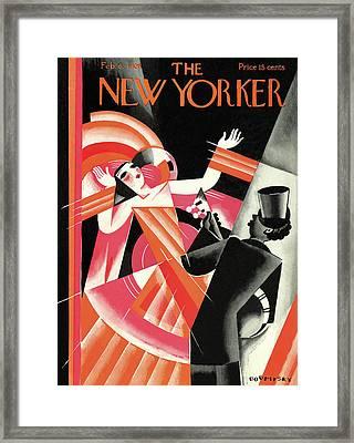 New Yorker February 6th, 1926 Framed Print