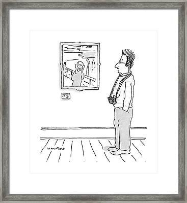 New Yorker July 11th, 1988 Framed Print