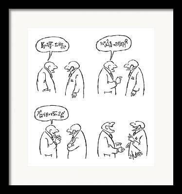 Use Of Language Framed Prints