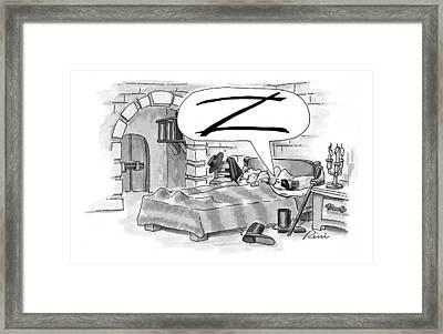 New Yorker July 20th, 1998 Framed Print