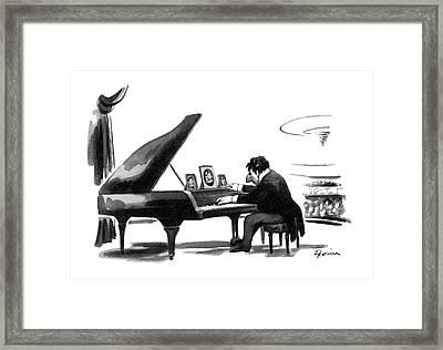 New Yorker July 30th, 1979 Framed Print by Eldon Dedini