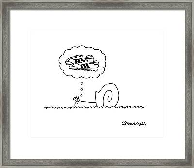 New Yorker July 31st, 1978 Framed Print by Charles Barsotti