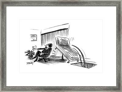 New Yorker June 10th, 1991 Framed Print by Donald Reilly