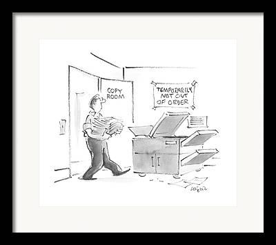Xerox Framed Prints