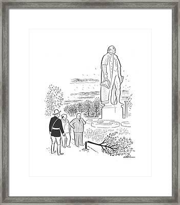 New Yorker June 15th, 1940 Framed Print