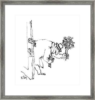 New Yorker June 20th, 1988 Framed Print