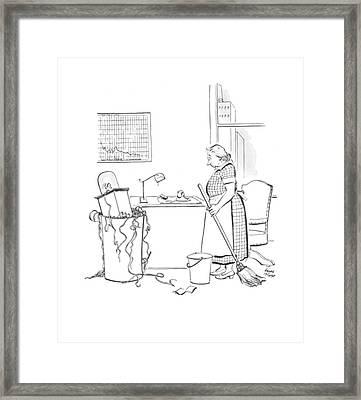 New Yorker June 21st, 1941 Framed Print