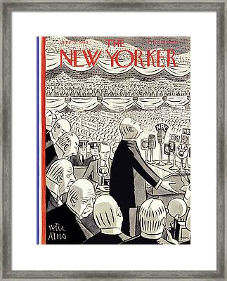New Yorker June 22 1940 Framed Print