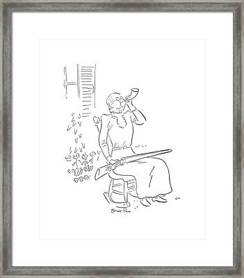 New Yorker June 22nd, 1940 Framed Print by Garrett Price