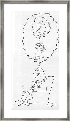 New Yorker June 30th, 1962 Framed Print