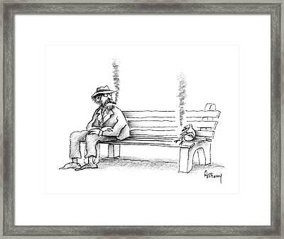 New Yorker June 8th, 1987 Framed Print