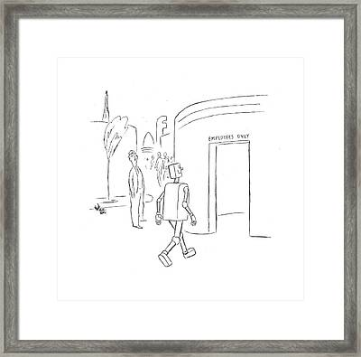 New Yorker May 11th, 1940 Framed Print