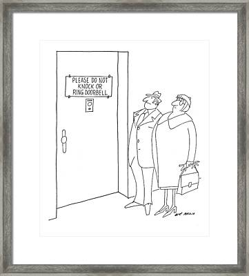 New Yorker May 15th, 1978 Framed Print
