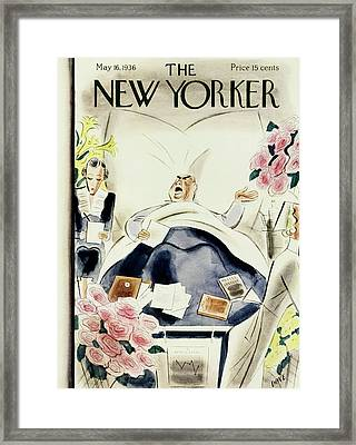 New Yorker May 16 1936 Framed Print