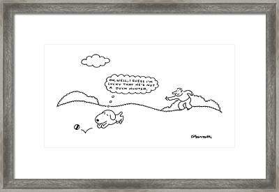 New Yorker May 23rd, 1988 Framed Print by Charles Barsotti