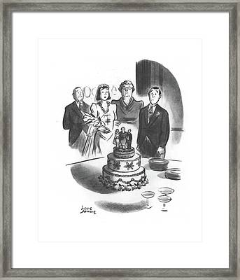 New Yorker May 24th, 1941 Framed Print