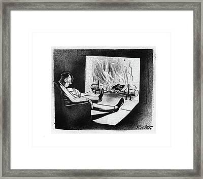 New Yorker November 18th, 1944 Framed Print