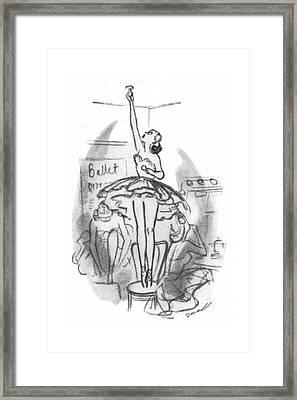 New Yorker November 22nd, 1941 Framed Print