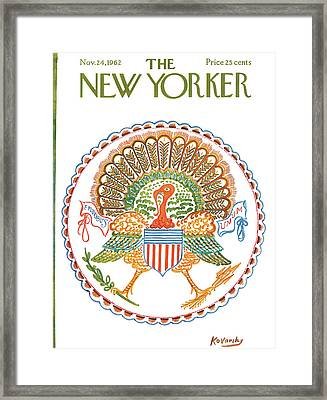 Image result for new yorker magazine cover november 24 1962