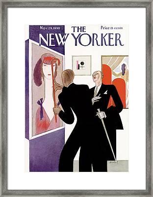 New Yorker November 29th, 1930 Framed Print