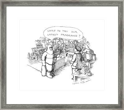 New Yorker November 7th, 1988 Framed Print