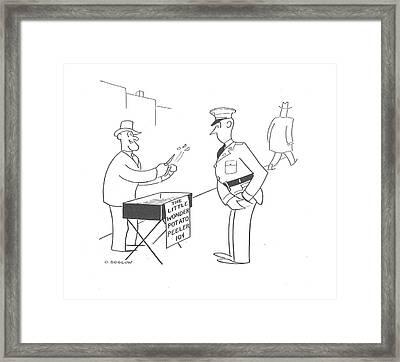 New Yorker November 9th, 1940 Framed Print