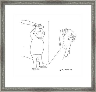 New Yorker October 10th, 1994 Framed Print by Ed Arno
