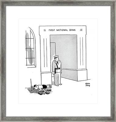 New Yorker October 11th, 1941 Framed Print